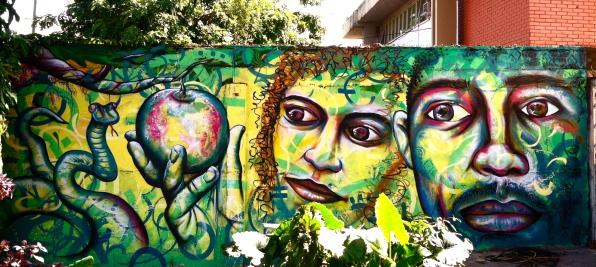 The Garden of Eden– Brazil style! City of God (Cidade de Deus), Rio de Janeiro