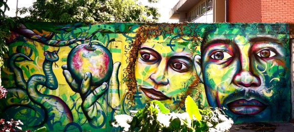 The Garden of Eden– Brazil style!