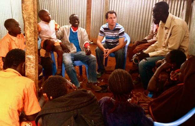 Peace-building workshops