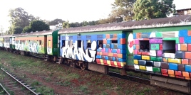 The Peace Train!