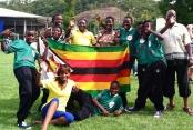 Team Zimbabwe!