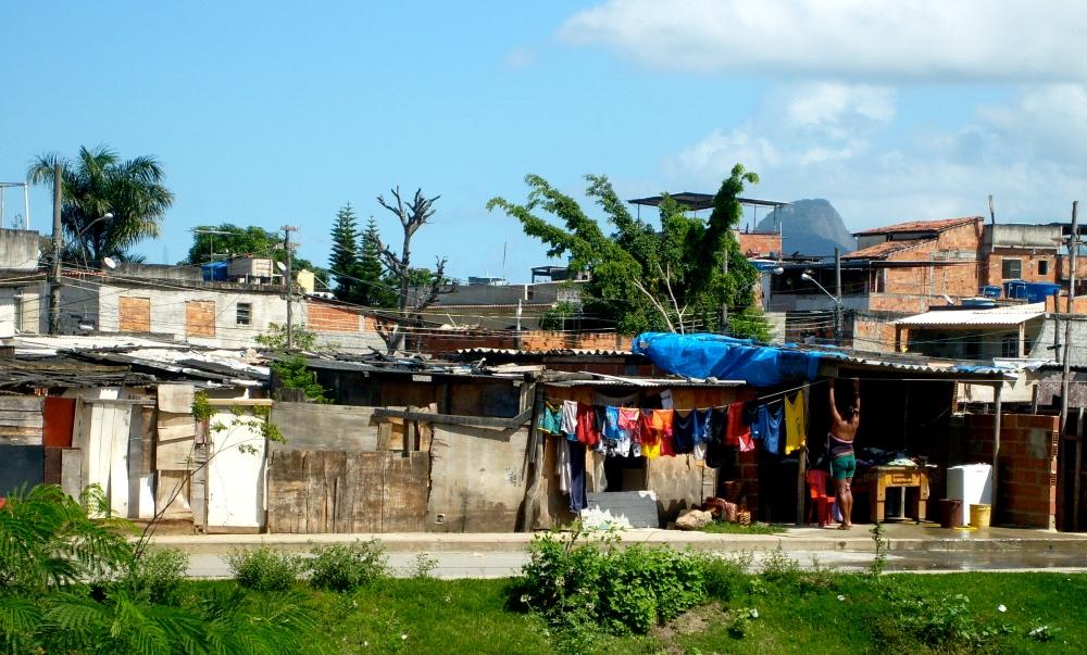 Cidade de Deus (City of God) community in Rio de Janeiro