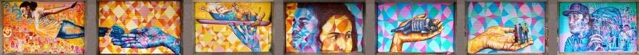 The full mural!
