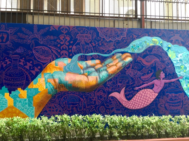 Kolkata, India 2016: detail