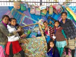 Creating the foundstrument soundstrument in Delhi