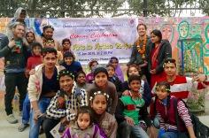 Delhi's Vidya youth center in Okhla