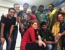 The Shanti Arts crew!