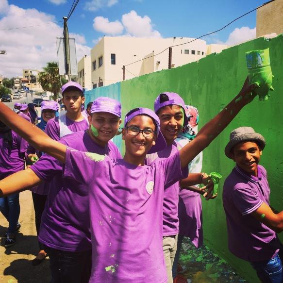 Jisr Az Zarqa community project