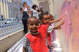 South Tel Aviv mural project