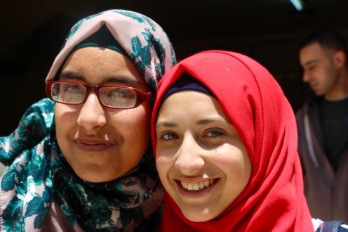 Nablus, West Bank Artolution participants