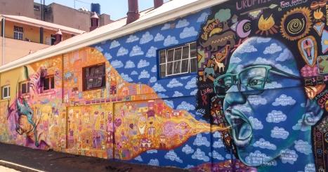 Johannesburg, South Africa 2016