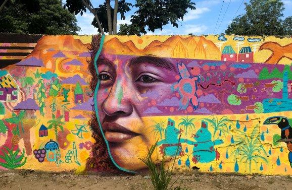 Buritica, Colombia 2018