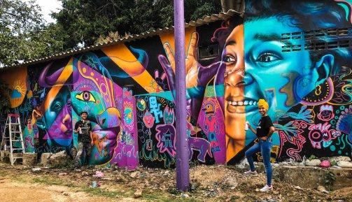 Guachaca, Colombia 2019