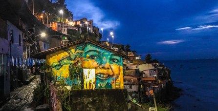 Salvador, Bahia, Brazil 2018