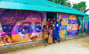 Rohingya Refugee Camps, Bangladesh 2018
