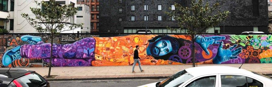 Manchester, UK 2018