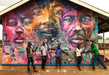 Bidibidi South Sudanese Refugee Settlement, Uganda 2019