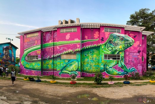 Cali, Colombia 2020